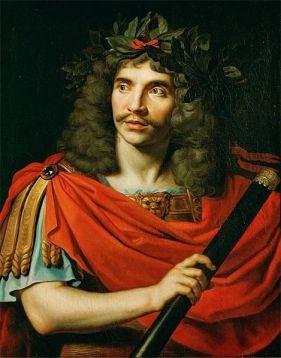 Molière - Nicolas Mignard (1658)