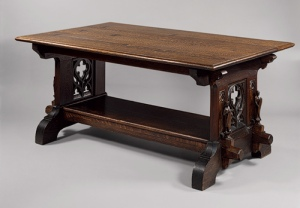 Library table, 1904William Lightfoot Price